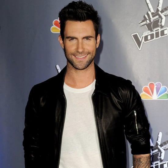 Sexy Adam Levine Pictures