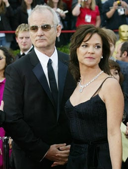 Bill Murray's Wife Files for Divorce, Accuses Him of Physical Abuse