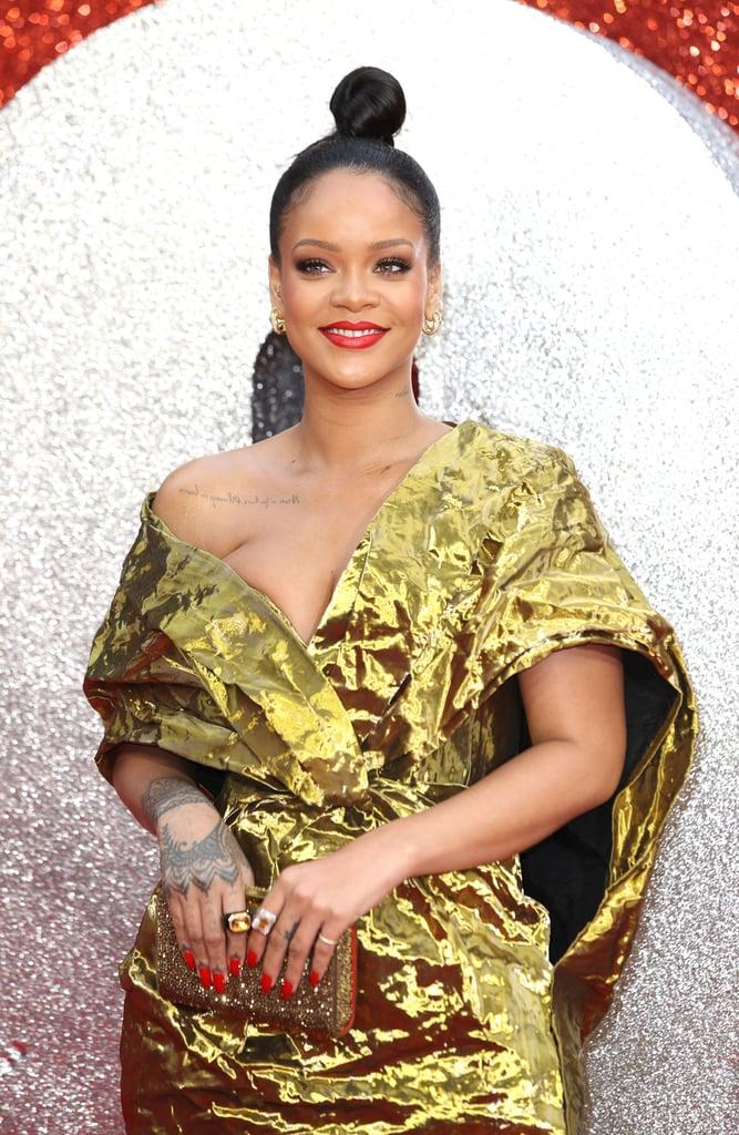 Best Celebrity Hand Tattoos, From Hailey Bieber to Rihanna