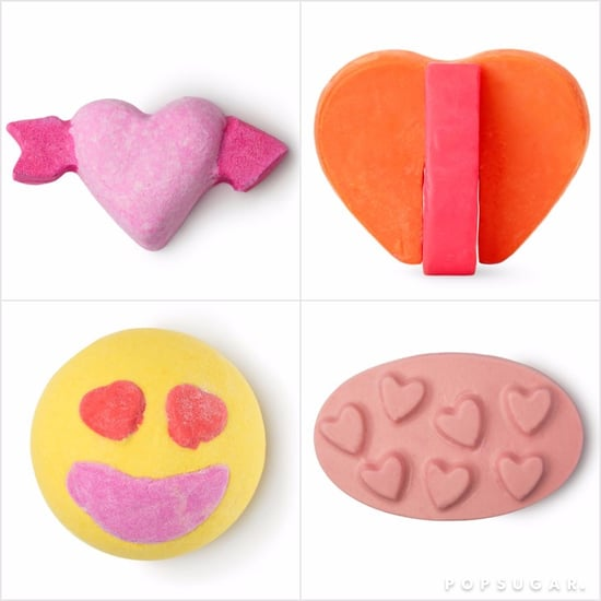 Lush Valentine's Day Products 2017