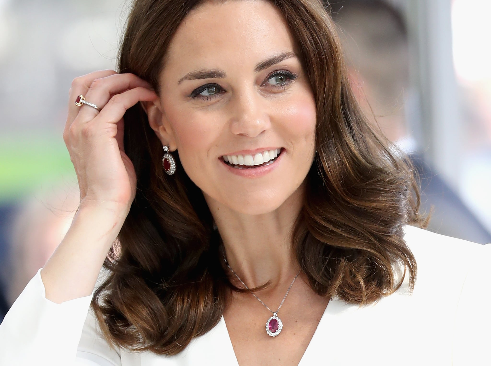 Unidentified Rubies, July 2017 | The New-In Section of Kate Middleton's  Jewelry Box Will Make You See Dollar Signs | POPSUGAR Fashion Photo 8
