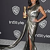 Regina King at the 2019 Golden Globes Afterparty