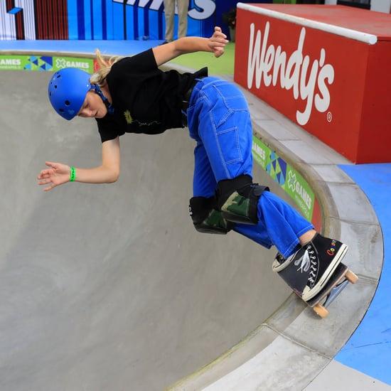 Who Is Olympic Skateboarder Bryce Wettstein?