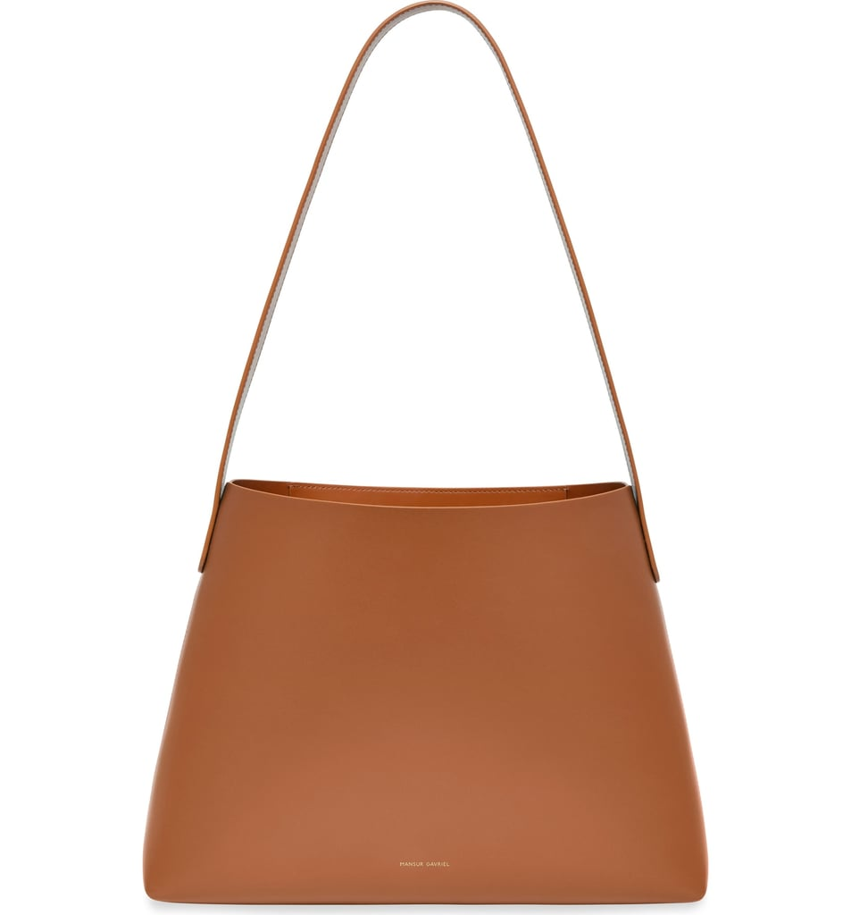Mansur Gavriel Small Leather Hobo