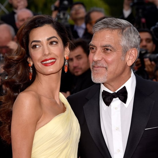 Amal Clooney Quotes About Twin Babies in Vogue April 2018