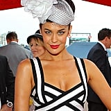 Megan Gale, Derby Day 2010