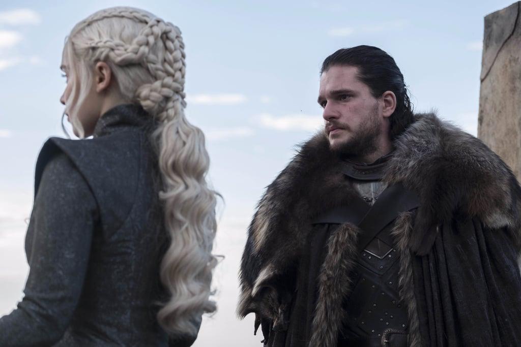 Jon Snow and Daenerys Targaryen GIFs