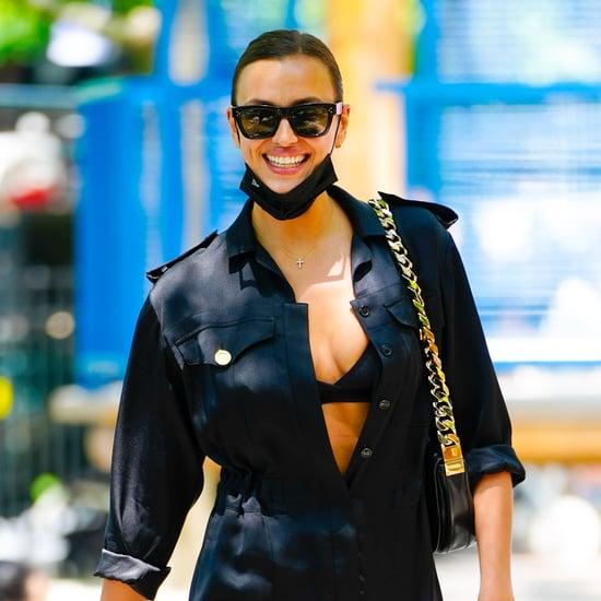 Irina Shayk's Best Sexy Street Style Moments