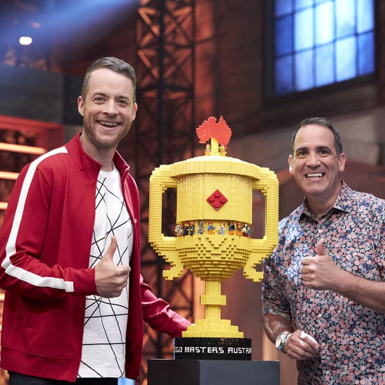 Hamish Blake Interview LEGO Masters Season 2
