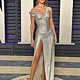 Rosie Huntington-Whiteley at the 2019 Vanity Fair Oscars Party