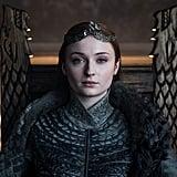 Sansa's Direwolf: Lady