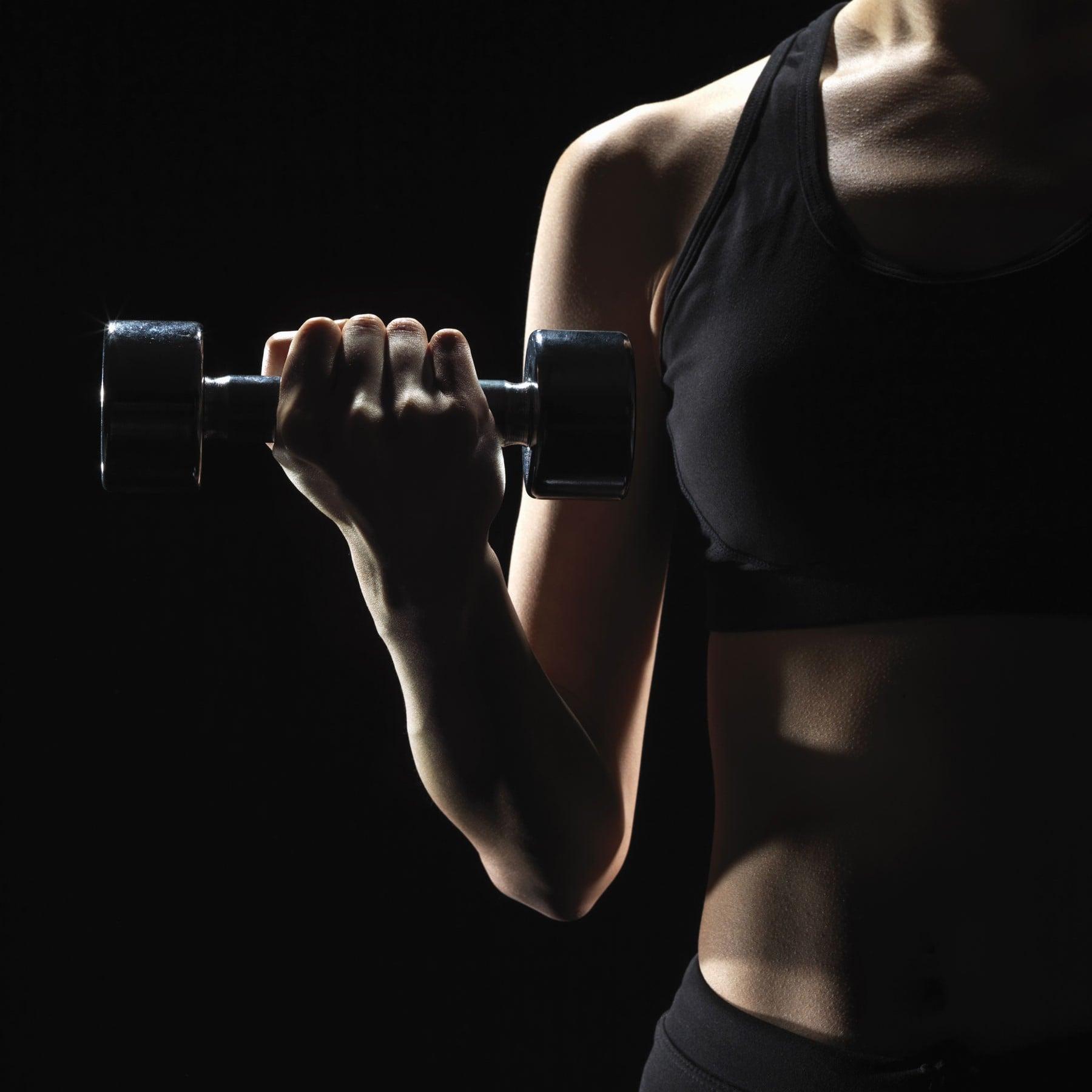 Dumbbell HIIT Workout | POPSUGAR Fitness