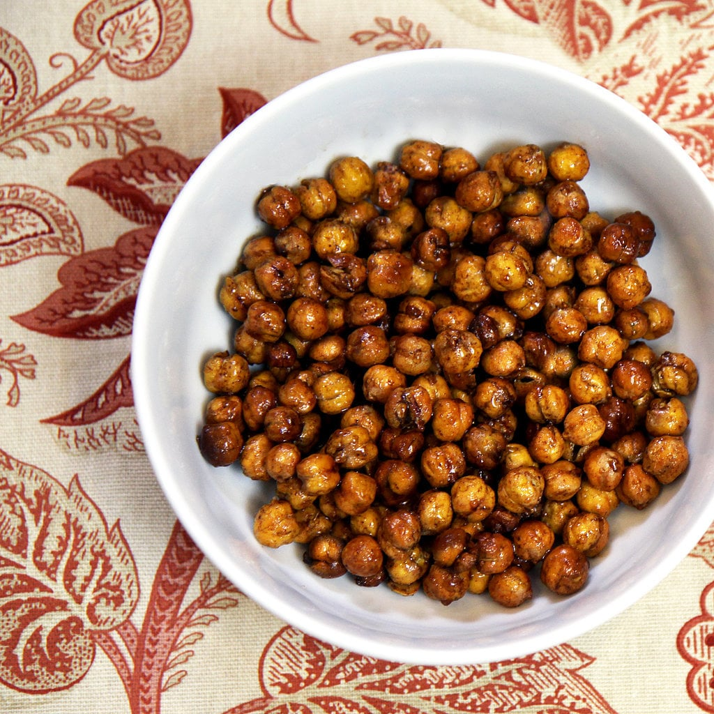 Honey-Roasted Chickpeas