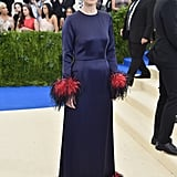 Sarah Paulson in Prada as . . .