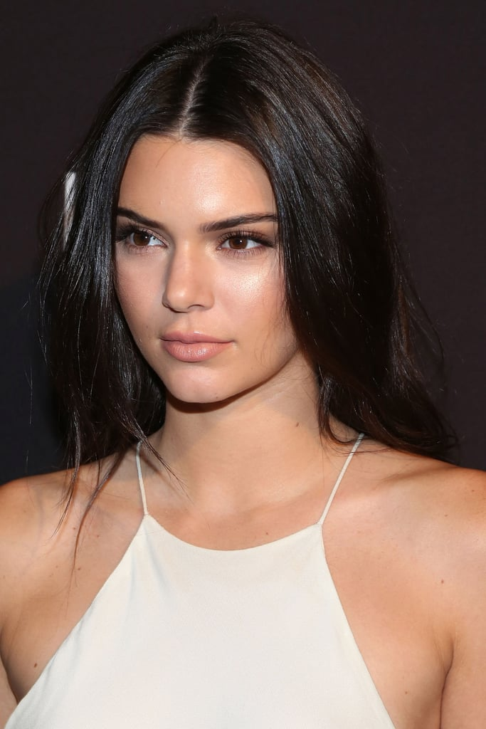 Ps Thats Fascinating Do You Contour  Kendall Jenner -6519