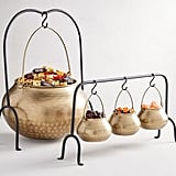 Gold Cauldron Serveware Collection