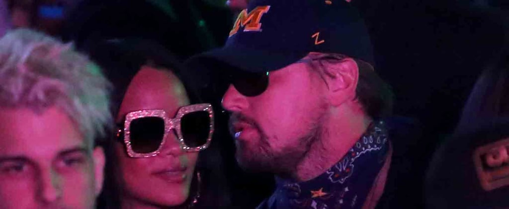 Leonardo DiCaprio and Rihanna Reignite Romance Rumors by Hanging Out Together at a Party