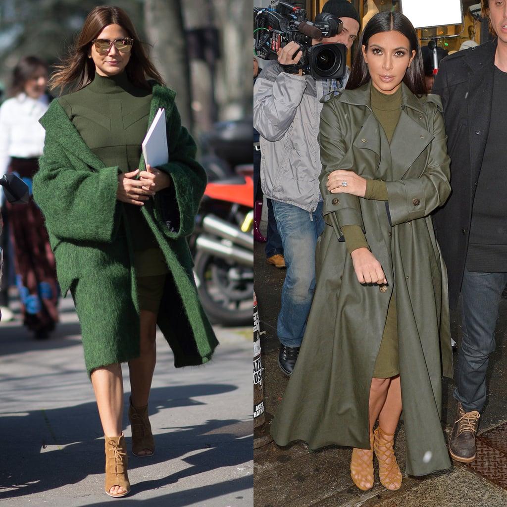 Meet the Woman Who Inspired Kim Kardashian's Makeover