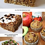Bake-Ahead Healthy Breakfast Ideas