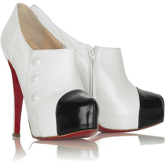 The Look For Less: Christian Louboutin Emily Shoe Boots