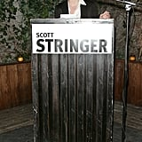 Scarlett Johansson supported family friend Scott Stringer as a 2013 NYC mayoral candidate by hosting a party in his honor at the Maritime Hotel in NYC.