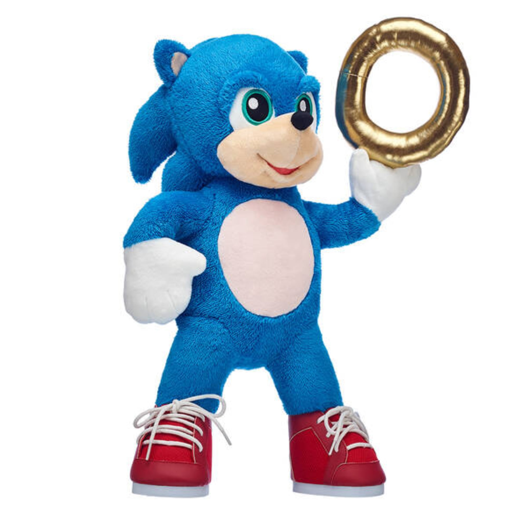 Sonic The Hedgehog Build A Bear Popsugar Australia Parenting