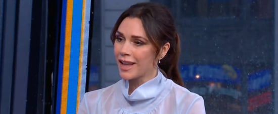 Victoria Beckham Talking About Spice Girls on GMA Video
