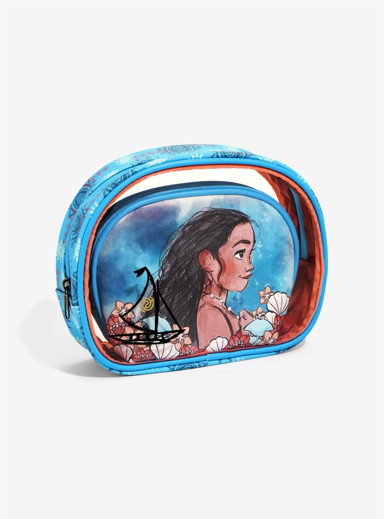 Disney Moana Cosmetic Bag Set