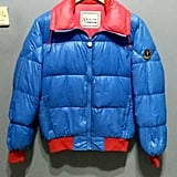 Moncler ski wear vintage goose down jacket puffer