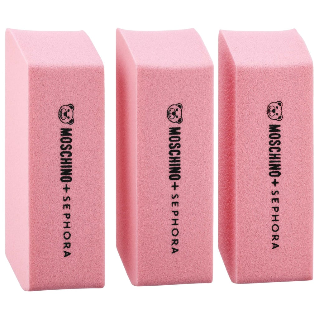Moschino by Sephora Collection  Eraser Sponge Set