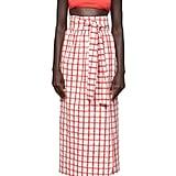 Mara Hoffman Cora Cover-Up Wrap Skirt