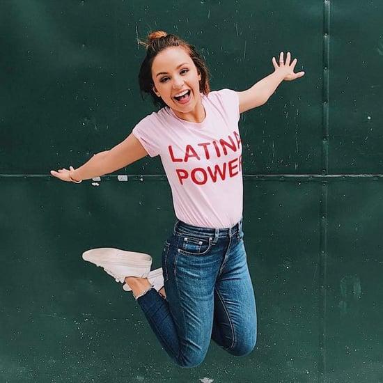 Jen Zeano Designs Latina Power T-Shirt