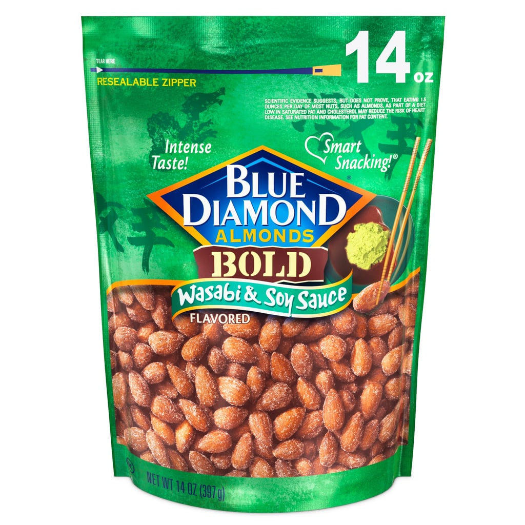 Blue Diamond Almonds in Bold Wasabi & Soy Sauce