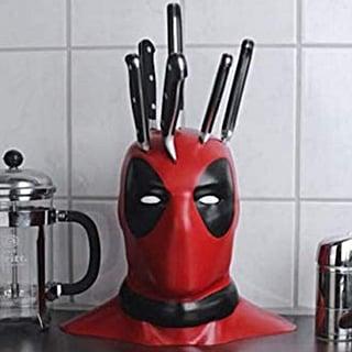 Deadpool Knife Block