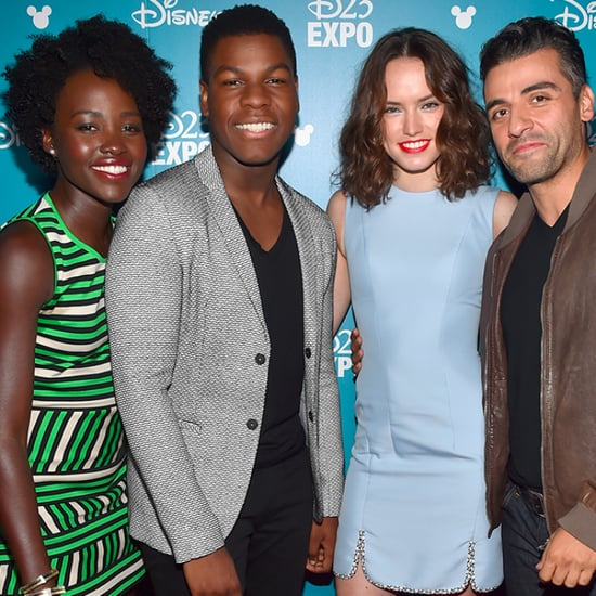 Star Wars Interview With Lupita Nyong'o, Oscar Isaac | Video
