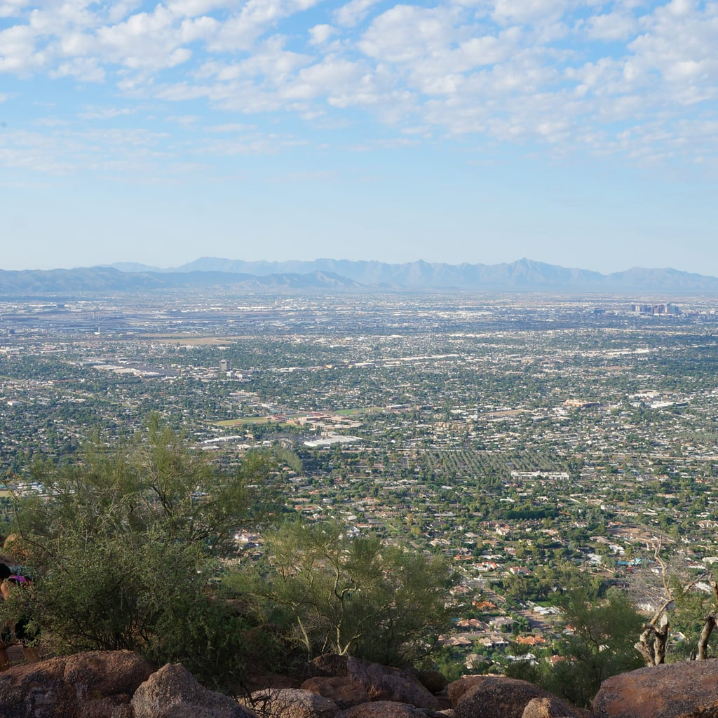 Camelback Mountain Hike in Phoenix, AZ