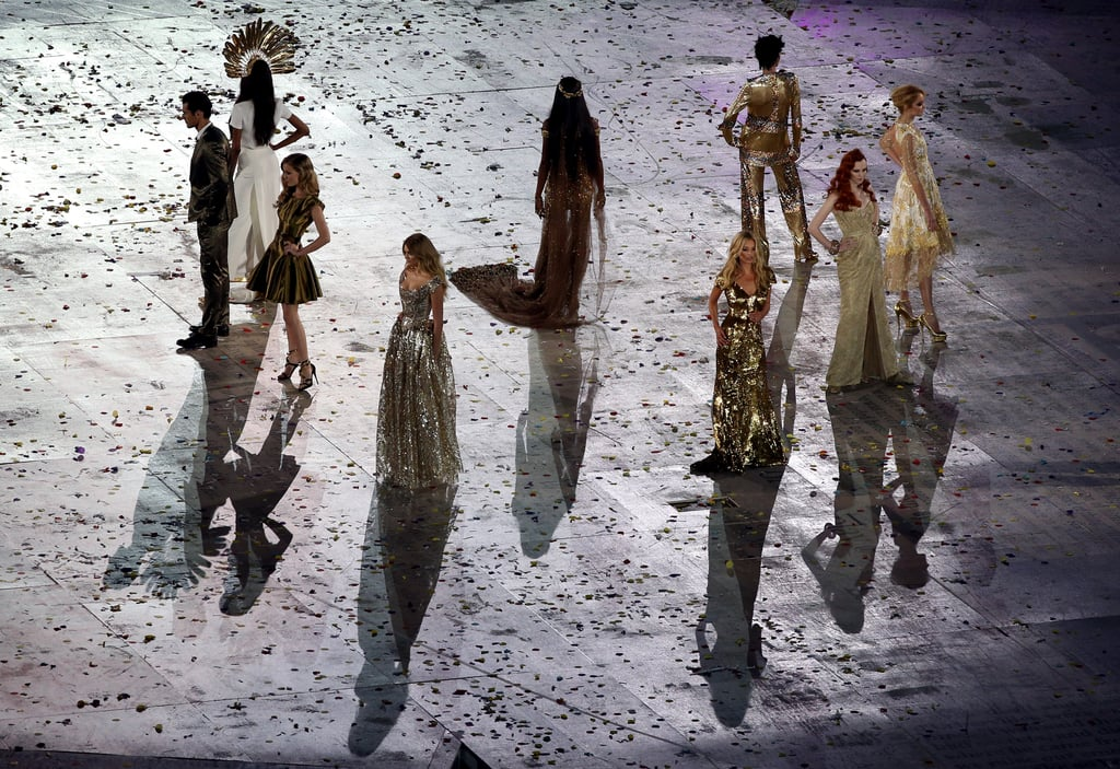 All the 2012 London Olympic Closing Ceremonies Pictures