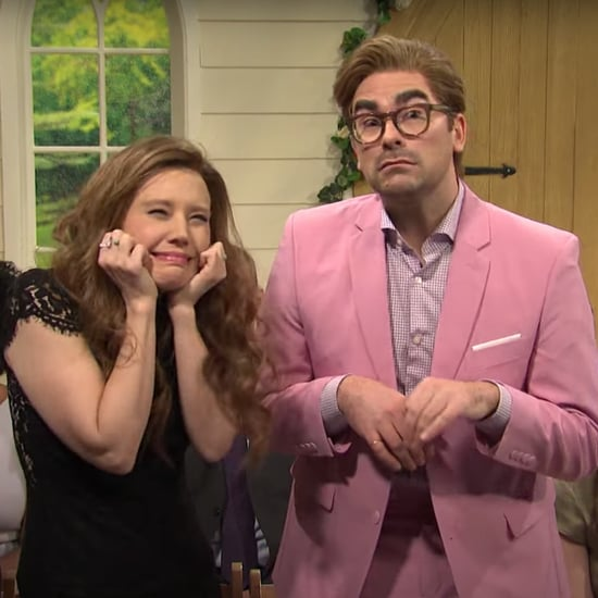 Watch Dan Levy and Kate McKinnon in SNL Wedding Skit | Video