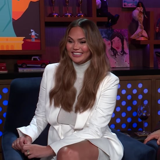 Chrissy Teigen, John Legend Explain Fight at Kim's Wedding