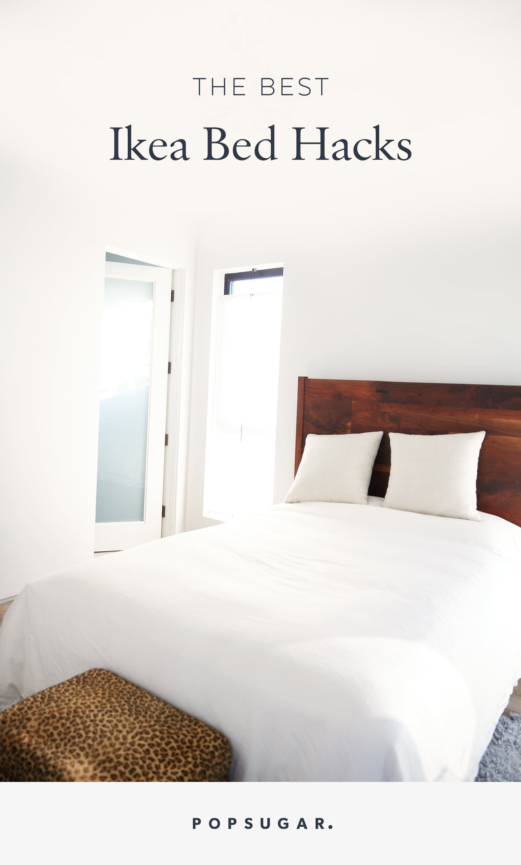 Ikea Bed Hacks Popsugar Home