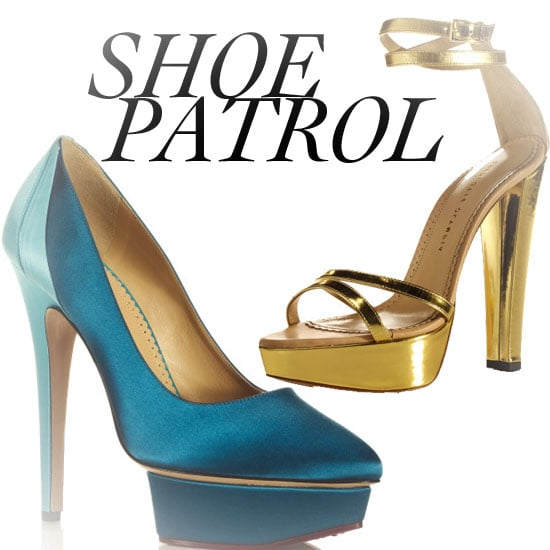 Charlotte Olympia Shoes: Resort 2012 Collection