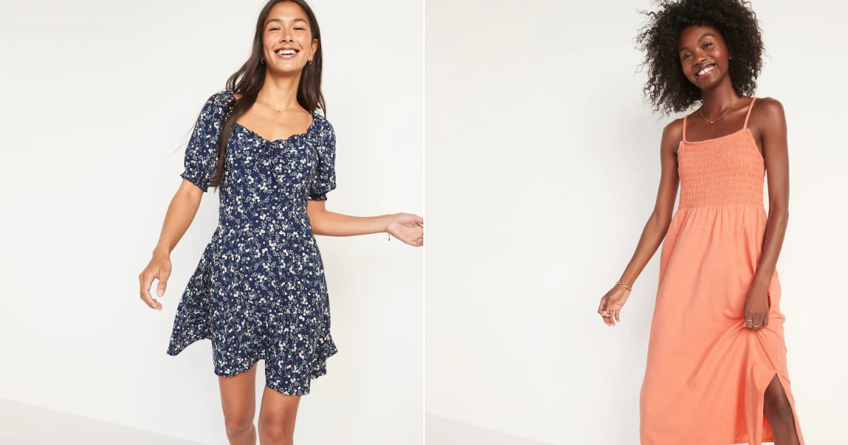 The Best Old Navy Sundresses to Wear This Summer, 'Cause It's Already Too Hot For Pants.jpg