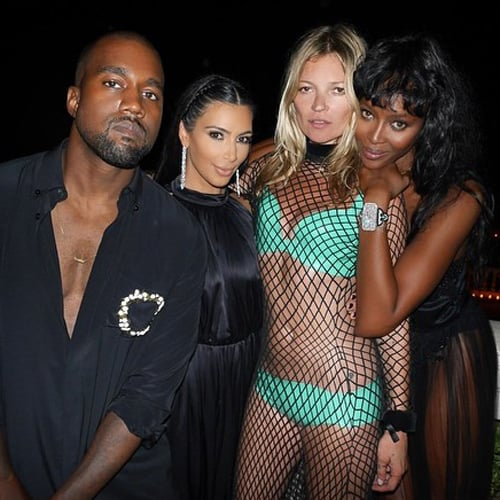 Riccardo Tisci Birthday Party Photos