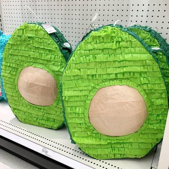 Avocado Pinata at Target