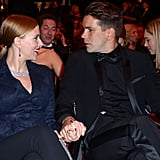 Scarlett Johansson at the Cesar Awards 2014