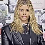 Sofia Richie's Blond Hair Color