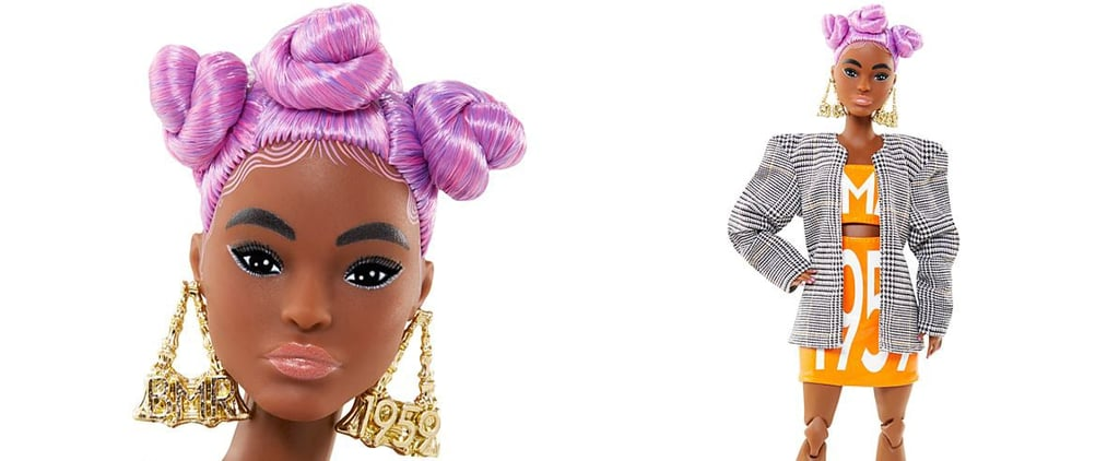 You Can Buy a Barbie Doll With Baby Hairs Now