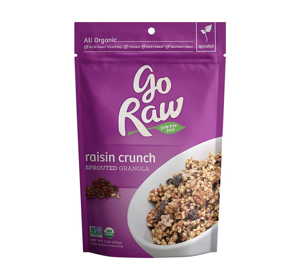 Go Raw Organic Superfood Sprouted Granola