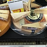 Best Whole Foods Product: Sartori Parmesan Sarvecchio ($14/lb.)