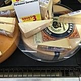 Sartori Parmesan Sarvecchio ($14/lb.)